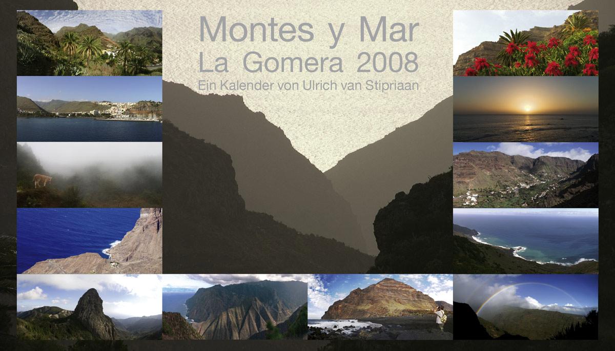 Rückseite 2008 – La Gomera