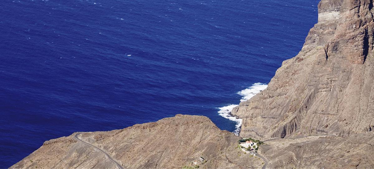 Playa de Heredia – La Gomera