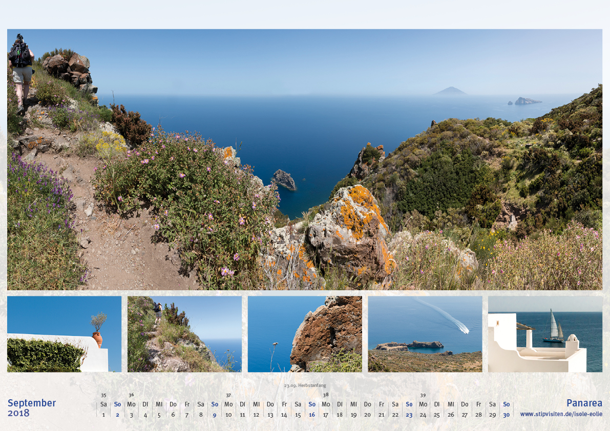 September - Panarea